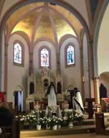 Santo Rosario a La Virgen Dolorosa