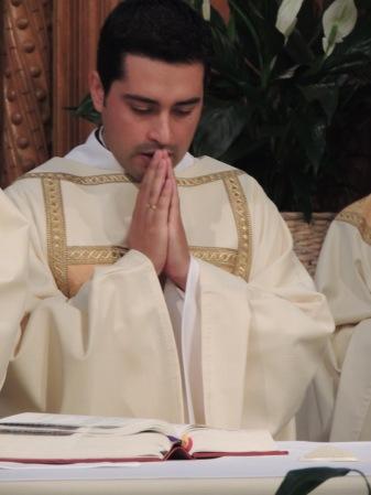 Father Juan Gabriel Acosta