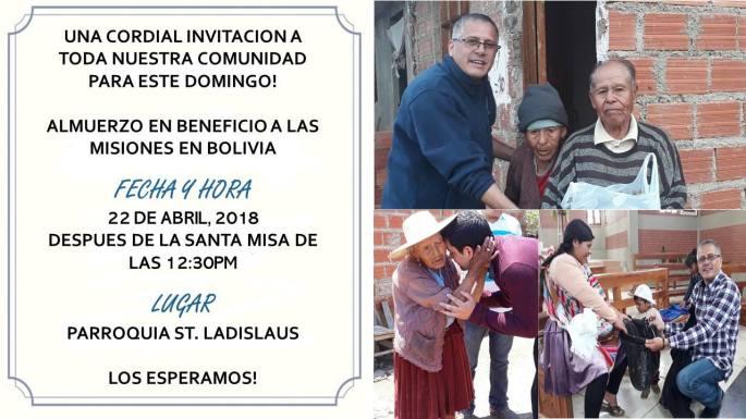 Invitacion-Mision Bolivia