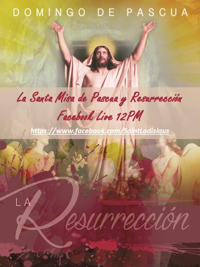 Dom de Pascua 4.12.20