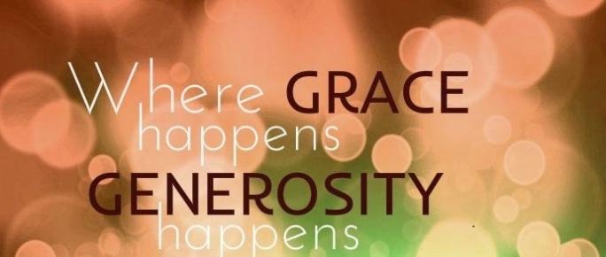 generosity-grace